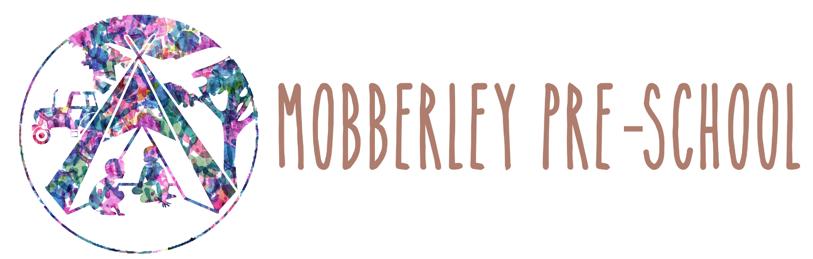 Mobberley Pre-School Logo